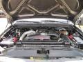 2004 Dark Shadow Grey Metallic Ford F250 Super Duty Lariat Crew Cab 4x4  photo #35