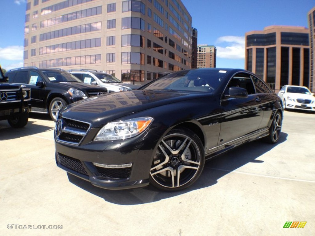 2012 designo platinum black mercedes benz cl 63 amg