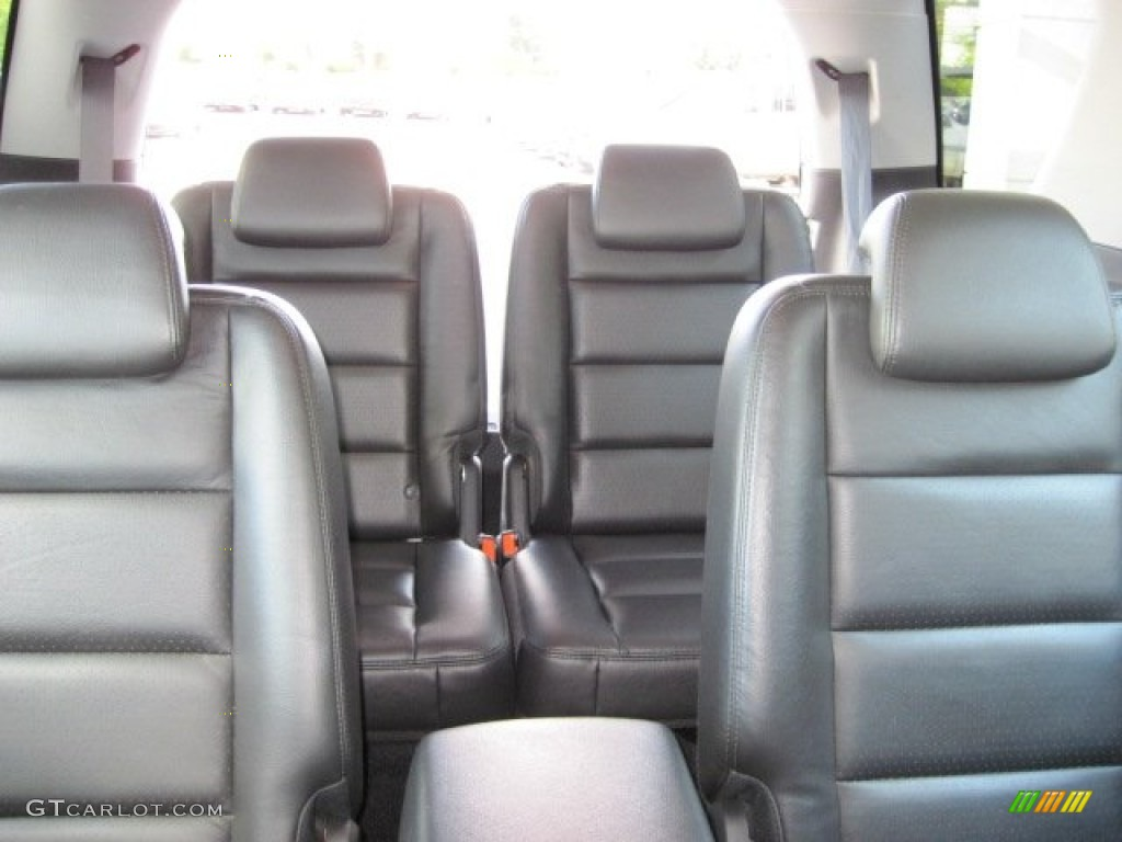 Black Interior 2006 Ford Freestyle Limited Awd Photo 64477705