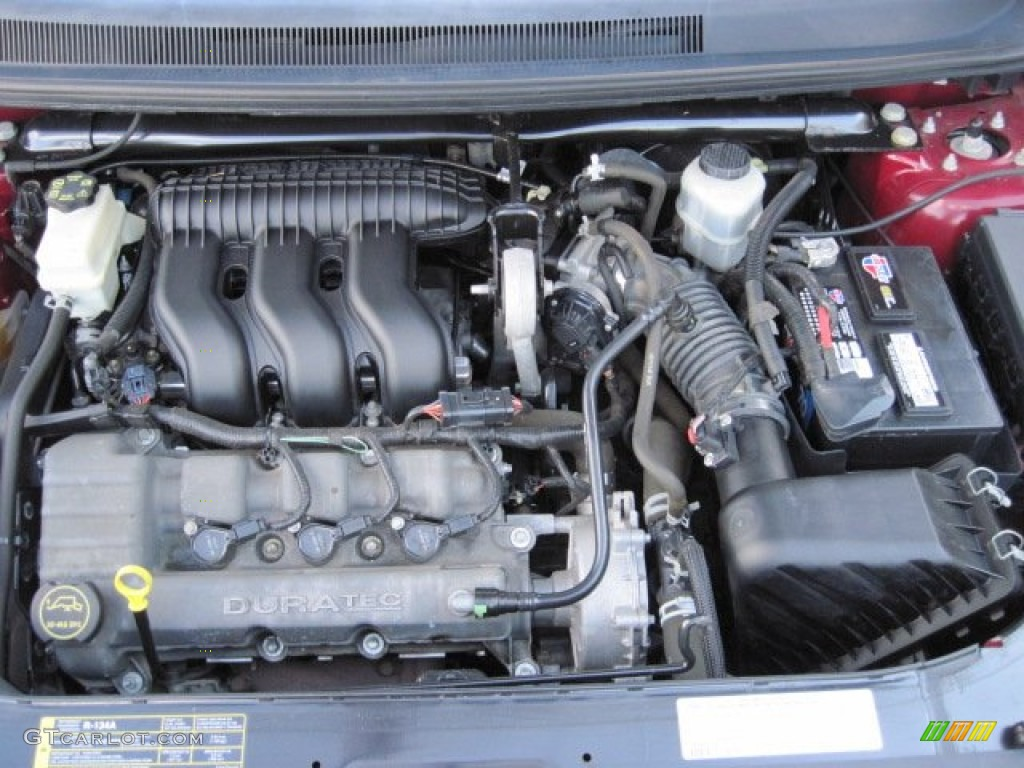 2006 ford freestyle limited awd 3 0l dohc 24v duratec v6