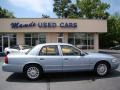2011 Light Ice Blue Metallic Mercury Grand Marquis LS Ultimate Edition  photo #1