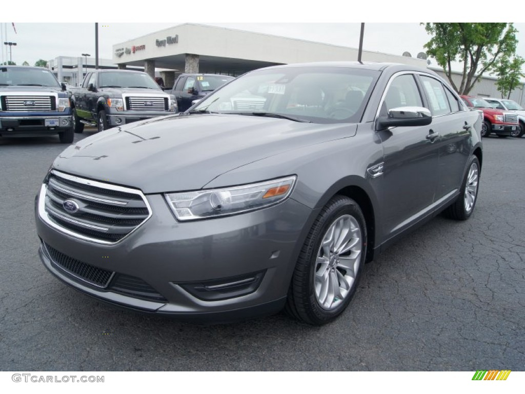 Sterling gray metallic 2013 ford taurus limited exterior photo 64500932 gtcarlot com