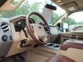 2012 Golden Bronze Metallic Ford F250 Super Duty King Ranch Crew Cab 4x4  photo #30