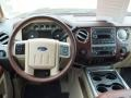 2012 Golden Bronze Metallic Ford F250 Super Duty King Ranch Crew Cab 4x4  photo #31
