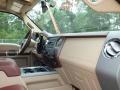 2012 Golden Bronze Metallic Ford F250 Super Duty King Ranch Crew Cab 4x4  photo #40