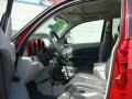 Pastel Slate Gray 2007 Chrysler PT Cruiser Interiors