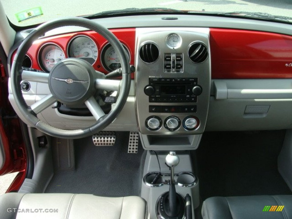 2007 chrysler pt cruiser gt dashboard photos. Black Bedroom Furniture Sets. Home Design Ideas