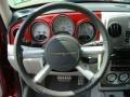 Pastel Slate Gray Steering Wheel Photo for 2007 Chrysler PT Cruiser #64514925