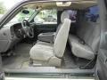 Dark Charcoal Interior Photo for 2004 Chevrolet Silverado 1500 #64534544
