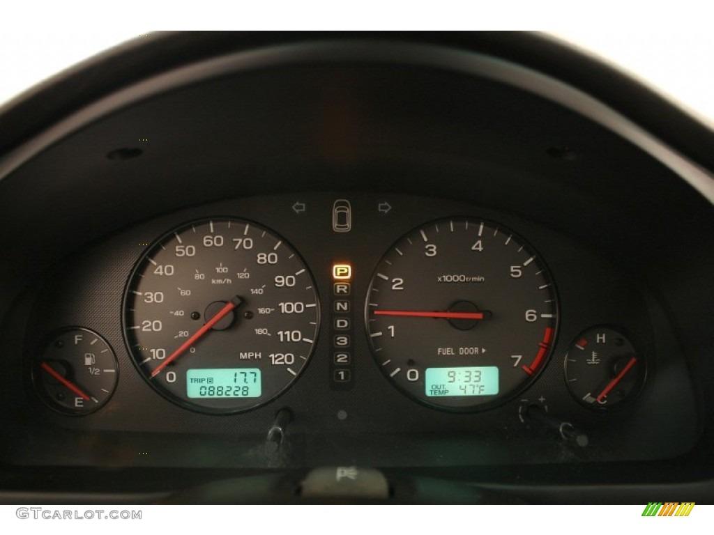 2002 subaru legacy l sedan gauges photo 64549344 gtcarlot com