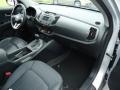 Dashboard of 2012 Sportage SX AWD