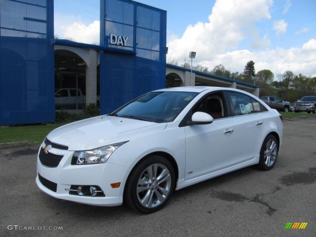2012 summit white chevrolet cruze ltz rs 64554663 car color galleries. Black Bedroom Furniture Sets. Home Design Ideas