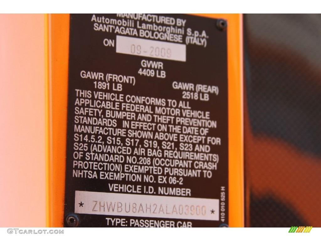 2010 arancio atlas orange pearl lamborghini murcielago lp670 4 sv 64554857 photo 31. Black Bedroom Furniture Sets. Home Design Ideas