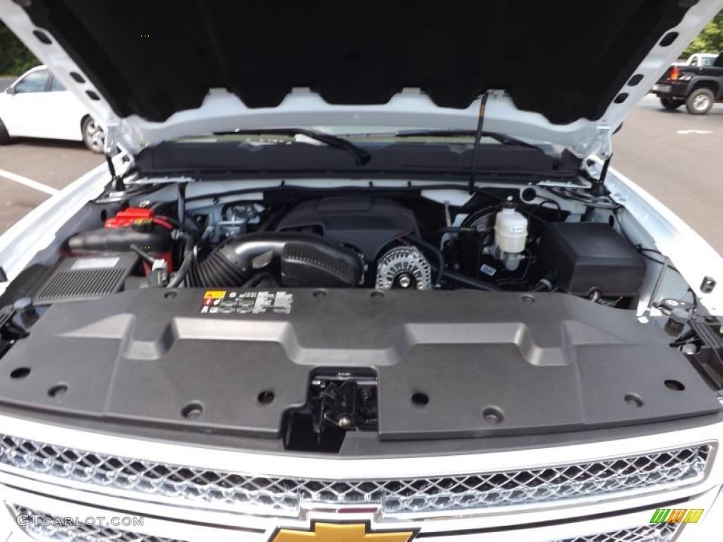 2012 Silverado 1500 LTZ Crew Cab 4x4 - Summit White / Light Cashmere/Dark Cashmere photo #22