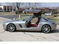 2011 SLS AMG Alu-Beam Metallic