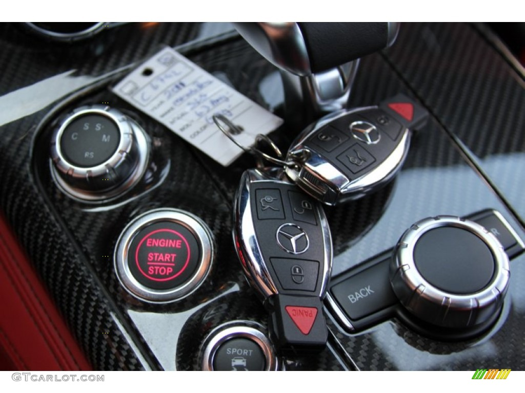 2011 mercedes benz sls amg keys photo 64601181 for How to unlock mercedes benz without key