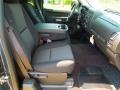 2012 Blue Granite Metallic Chevrolet Silverado 1500 LT Extended Cab 4x4  photo #21