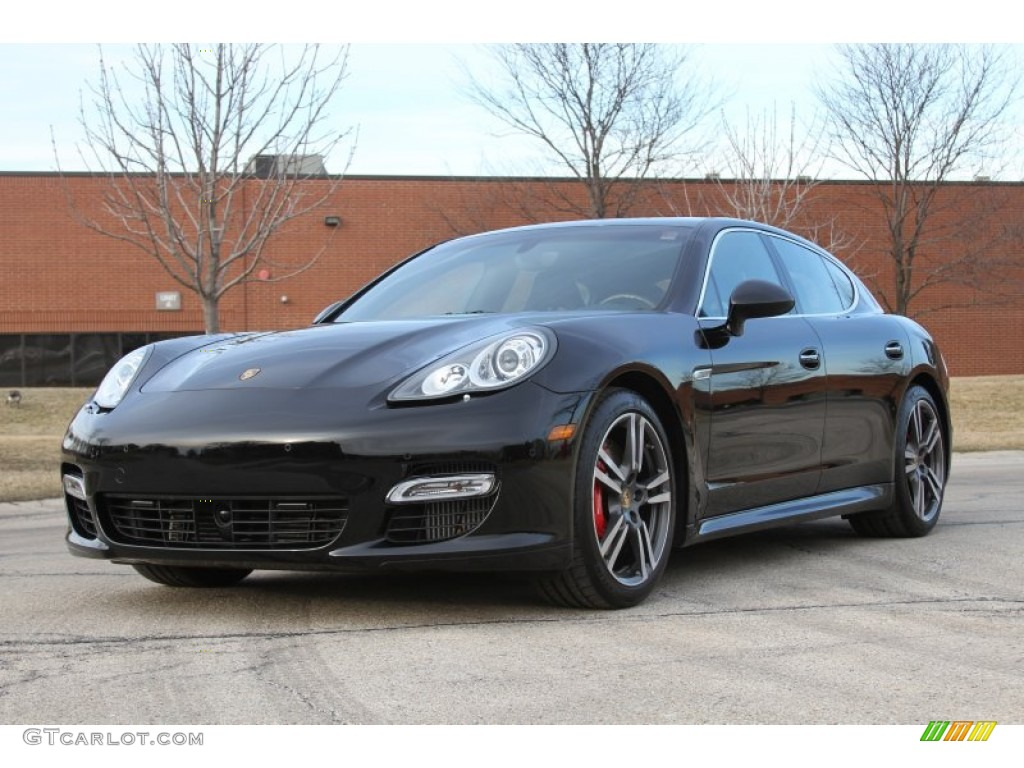 black 2012 porsche panamera turbo s exterior photo 64603500. Black Bedroom Furniture Sets. Home Design Ideas