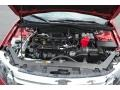 2011 Red Candy Metallic Ford Fusion SEL  photo #36