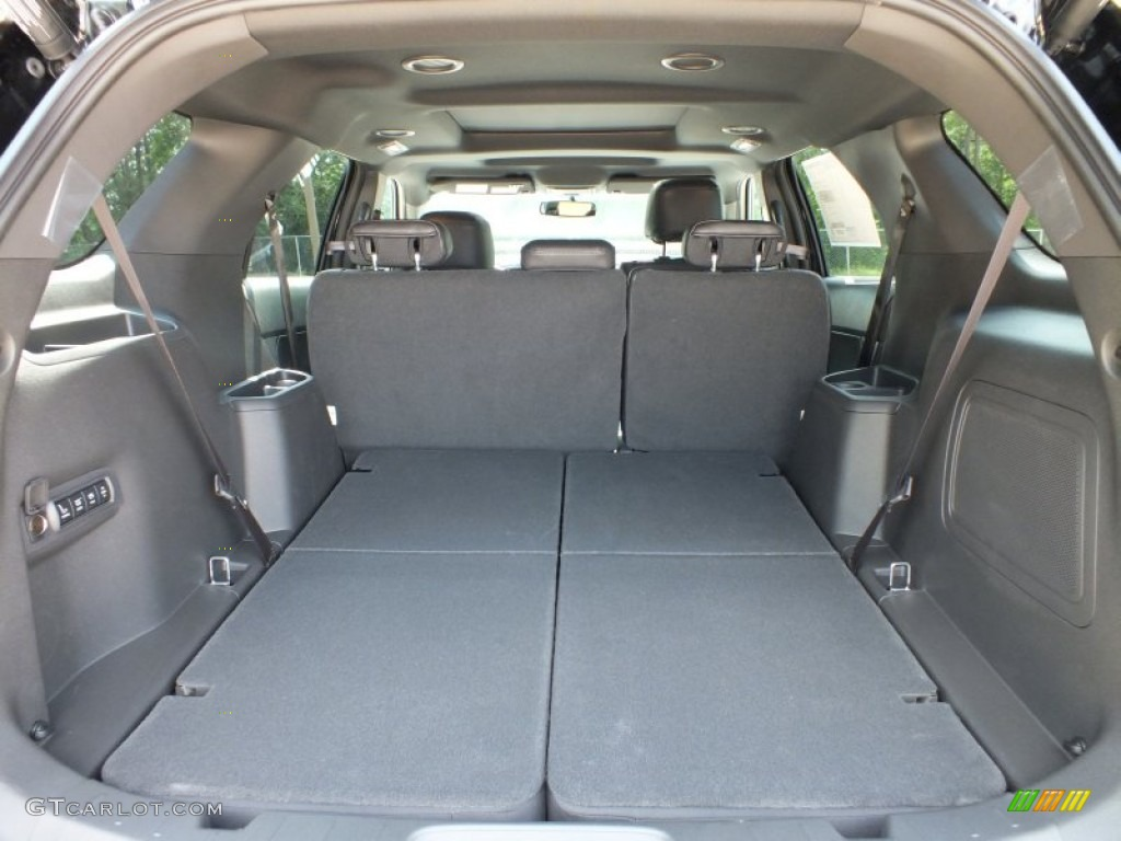 2013 Ford Explorer Limited Trunk Photo #64613706