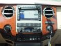 2012 Autumn Red Metallic Ford F250 Super Duty King Ranch Crew Cab 4x4  photo #16