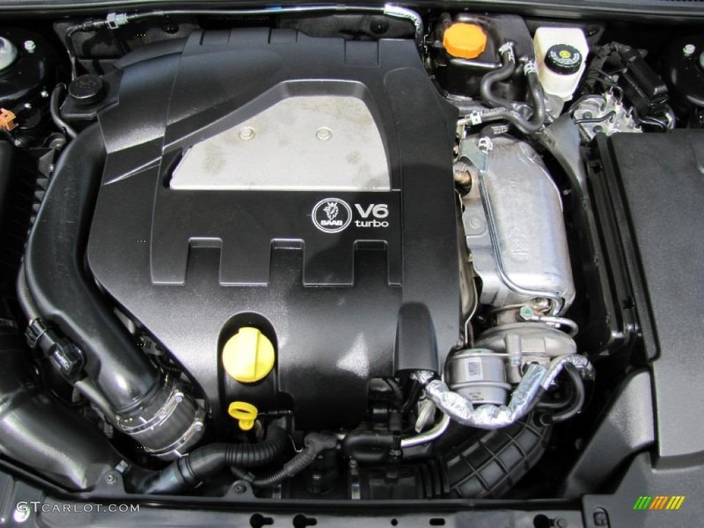 2008 Saab 9-3 Aero XWD Sport Sedan 2.8 Liter Turbocharged ...