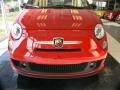 Rosso (Red) - 500 Abarth Photo No. 8