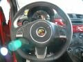 2012 500 Abarth Steering Wheel