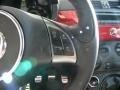 Controls of 2012 500 Abarth