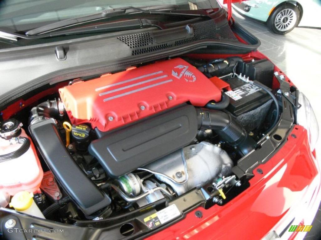 2012 fiat 500 abarth 1 4 liter turbocharged sohc 16 valve. Black Bedroom Furniture Sets. Home Design Ideas