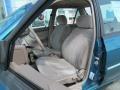 Cayman Green Metallic - Tracer Sedan Photo No. 11