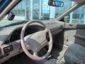 Cayman Green Metallic - Tracer Sedan Photo No. 14