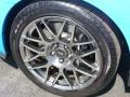 2011 Grabber Blue Ford Mustang Shelby GT500 SVT Performance Package Coupe  photo #10