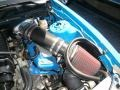 2011 Grabber Blue Ford Mustang Shelby GT500 SVT Performance Package Coupe  photo #20