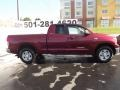 2009 Salsa Red Pearl Toyota Tundra SR5 Double Cab 4x4  photo #8