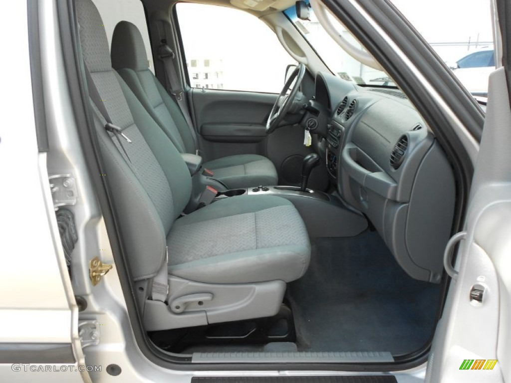 Jeep Liberty 2005 Interior Images Galleries With A Bite