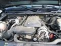 2005 Dark Green Metallic Chevrolet Silverado 1500 LS Extended Cab 4x4  photo #10