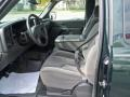 2005 Dark Green Metallic Chevrolet Silverado 1500 LS Extended Cab 4x4  photo #16