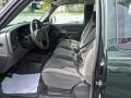 2005 Dark Green Metallic Chevrolet Silverado 1500 LS Extended Cab 4x4  photo #17