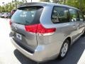 2011 Silver Sky Metallic Toyota Sienna V6  photo #12