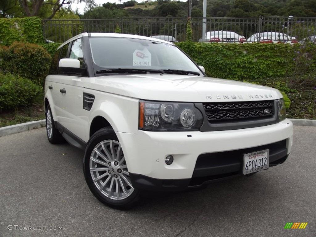 2010 alaska white land rover range rover sport hse 64611515 car color galleries. Black Bedroom Furniture Sets. Home Design Ideas