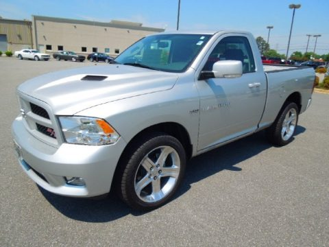 2012 Dodge Ram 1500 Sport R/T Regular Cab Data, Info and Specs