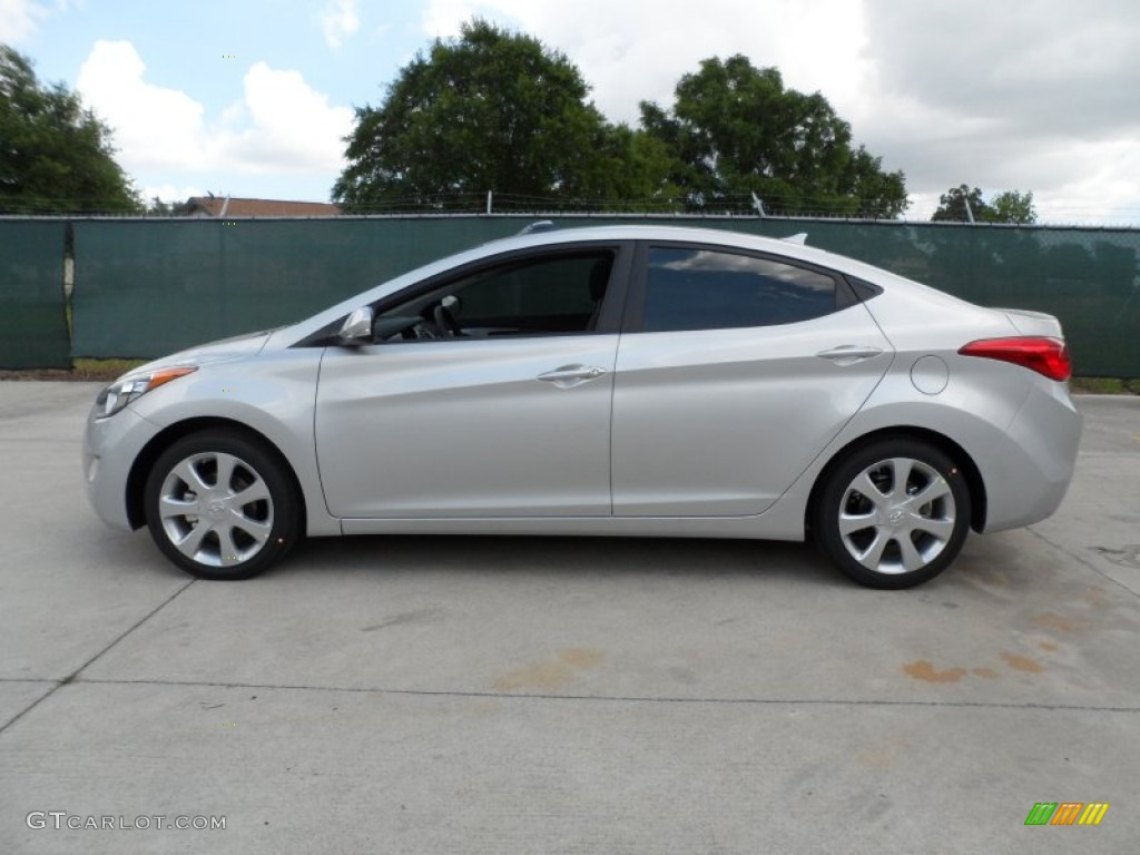 Silver Hyundai Elantra Limited 2013 2004 Hyundai Elantra   Owneru0027s Manual  (241 Pages). New Vehicle Months/60,000 Miles Limited Warranty, ...