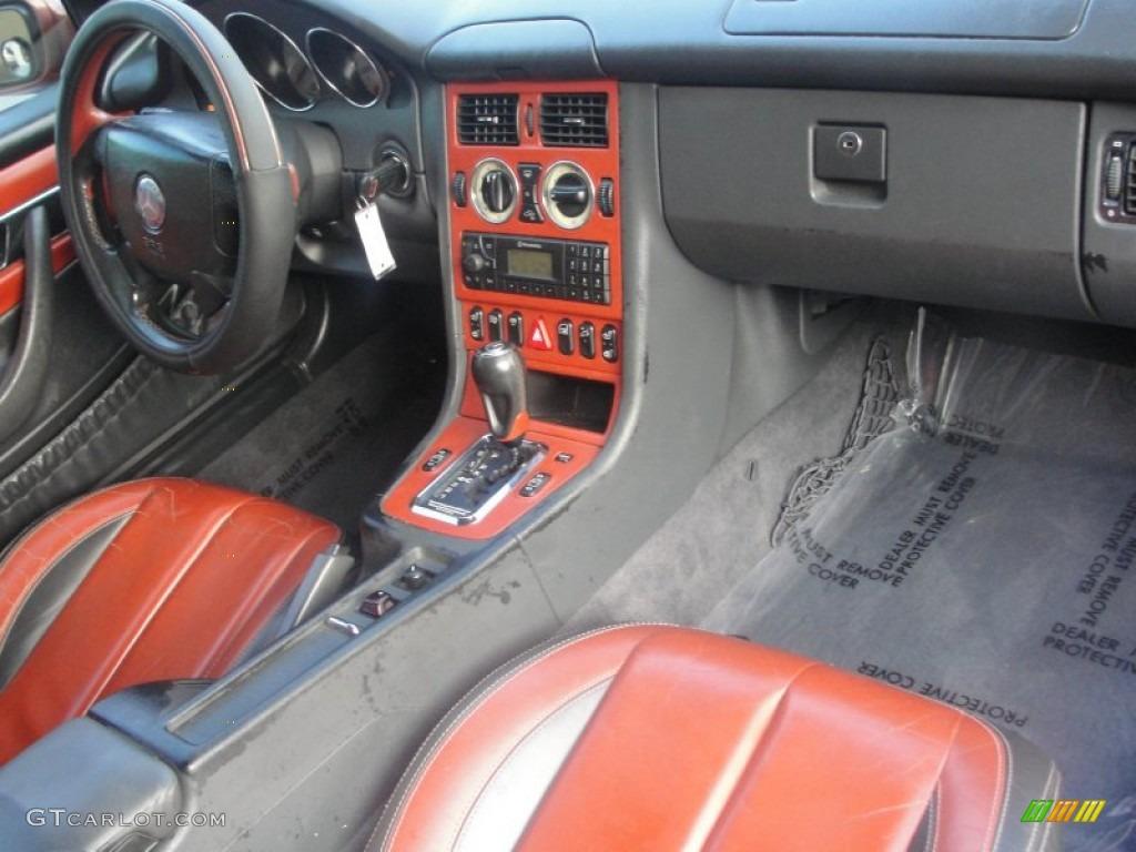 2000 designo copper metallic mercedes benz slk 230 kompressor roadster 64611747 photo 14. Black Bedroom Furniture Sets. Home Design Ideas