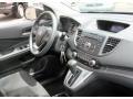 2012 Urban Titanium Metallic Honda CR-V EX 4WD  photo #5