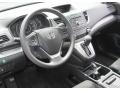 2012 Urban Titanium Metallic Honda CR-V EX 4WD  photo #9