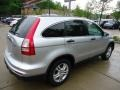 2011 Alabaster Silver Metallic Honda CR-V EX 4WD  photo #4