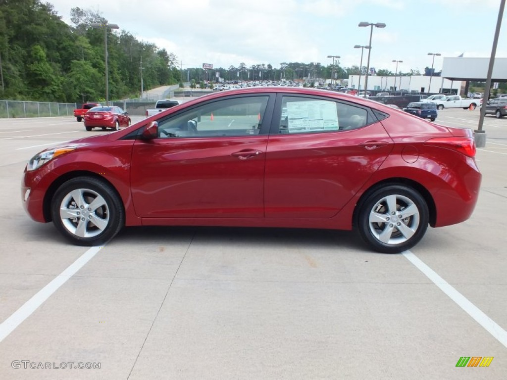 Red allure 2013 hyundai elantra gls exterior photo - 2012 hyundai elantra exterior colors ...