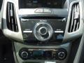 2012 White Platinum Tricoat Metallic Ford Focus SEL Sedan  photo #14