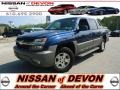 Indigo Blue Metallic 2002 Chevrolet Avalanche Gallery